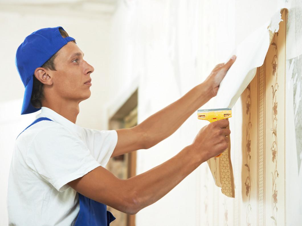 Wallpaper Removal Service Oak Forest Orland Park Oak